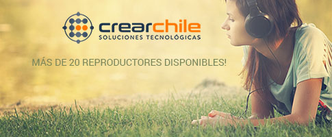 Reseller Streaming Audio Chile