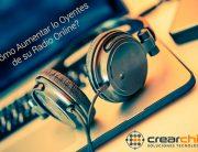 aumentar oyentes en una radio online