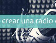 Cómo crear una radio online